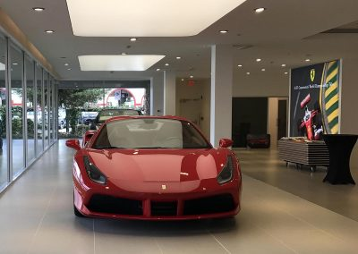 Ferrari Maserati